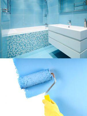 Pintura para azulejos dom stico alicante limpieza del hogar - Pintura para azulejos del bano ...