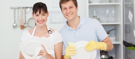 3 discusiones sobre la limpieza del hogar y su soluci n - Que hacer en pareja en casa ...